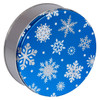 Flurries Cookie Tin Container