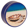 Sea Turtle Cookie Tin Container