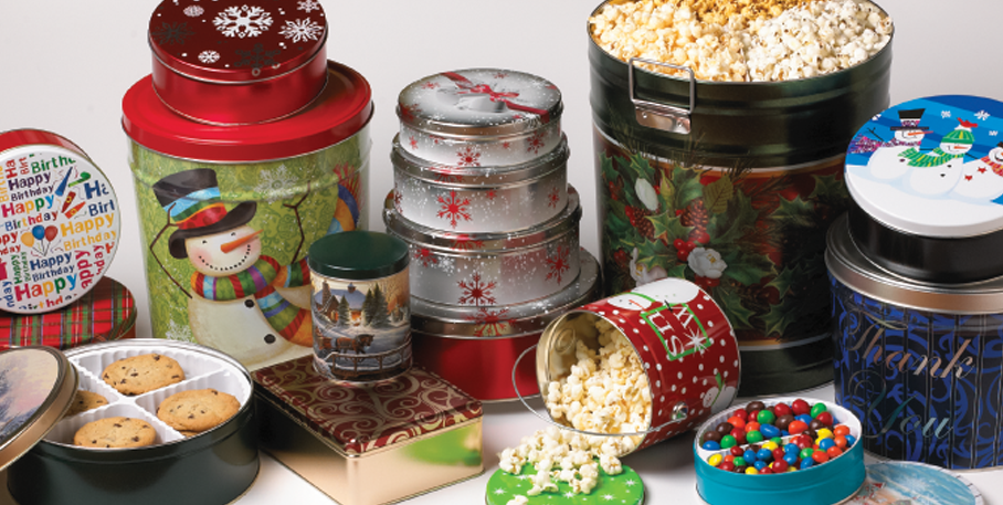 Wholesale Tin Containers for sale