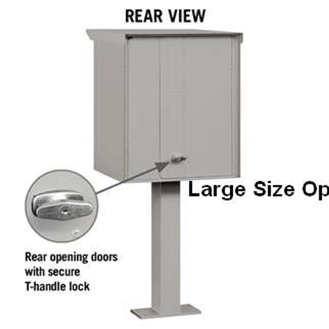 Large Envelope Drop Box Locking Parcel Drop Boxes