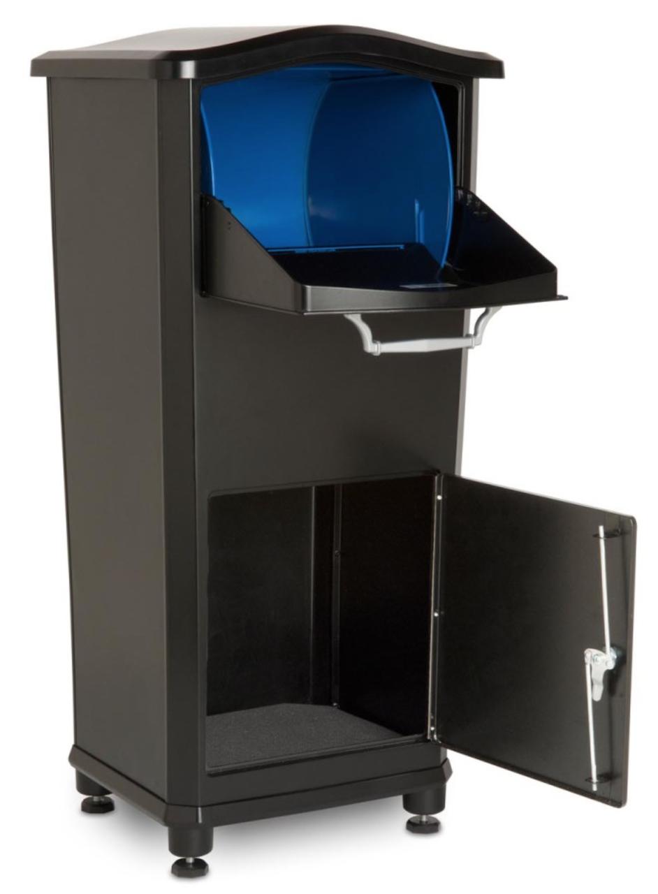Large Parcel Drop Box Secure Drop Box