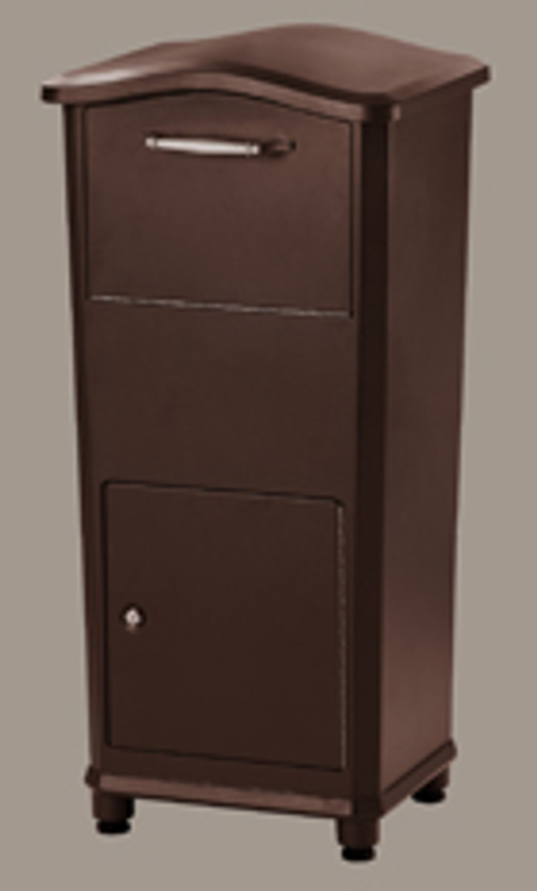 Large Parcel Drop Box for Packages and Large Envelopes