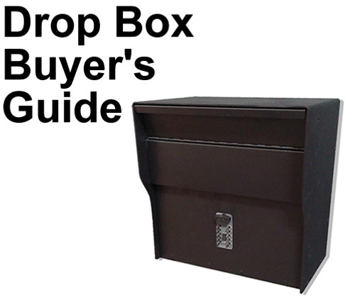 Buyer's Guide for Locking Drop Boxes