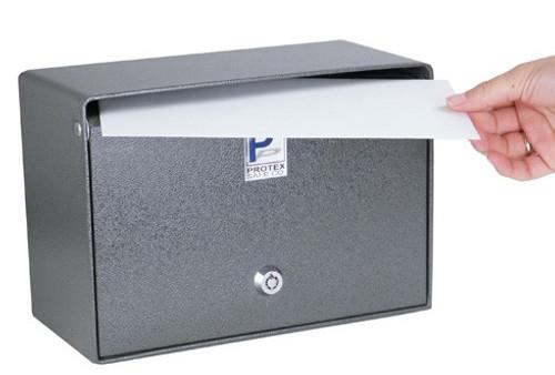Locking Cash Payment Drop Box