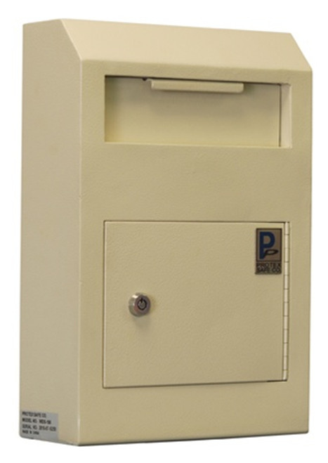Wall Mounted Drop box for small items, keys and cash only