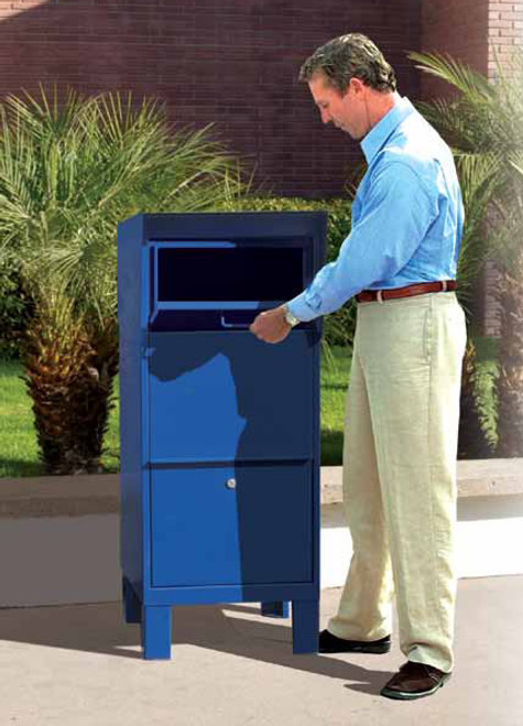 Courier Drop Box