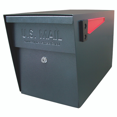 Mailboss Lockable Mailbox with Key or Combination Lock