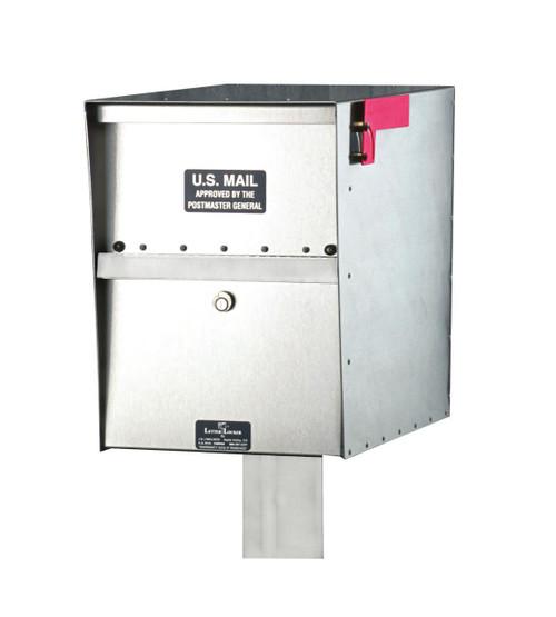 Stainless Steel Lockable Mailbox