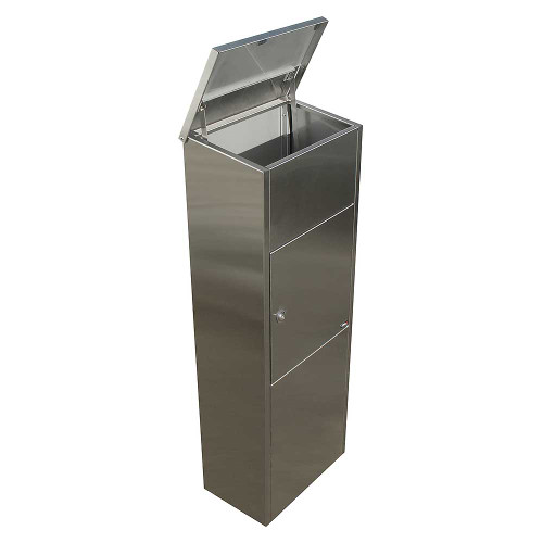 Allux Stainless Steel Package Drop Box