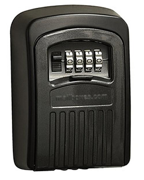 Small Key Lock Box with Combination Lock