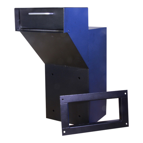 High Security Drop Box with face plate PVNDPRO903