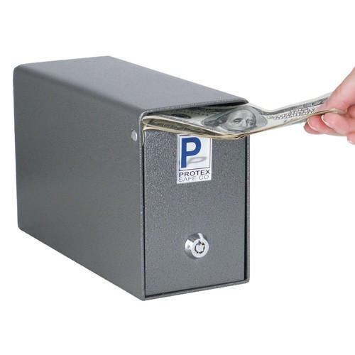 Locking Cash Drop Box