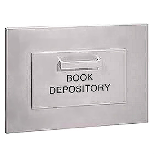 Wall Parcel Drop Slot Mail Slots Residential And Commercial