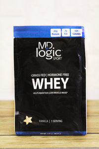 Grass Fed Whey - 12 Packets - Buy One Get One FREE