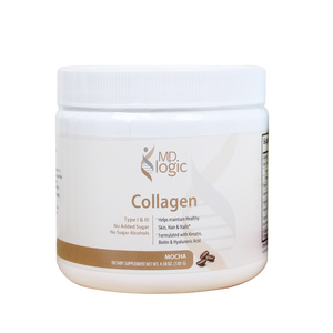 Collagen - Mocha Flavor (Powder)