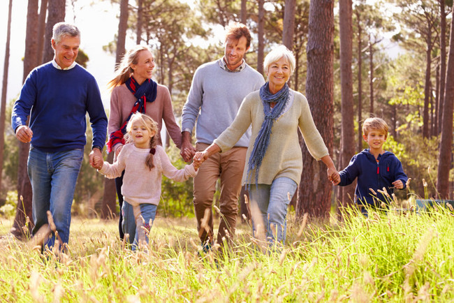 Five Simple Tips for Healthy Aging