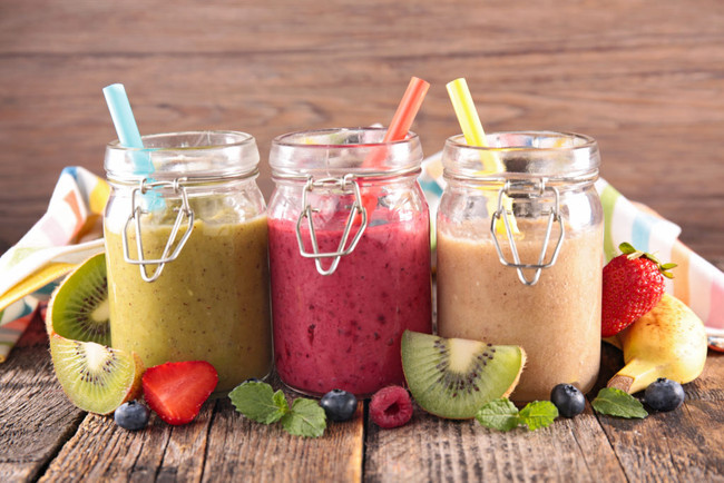 Smoothies for Healthy Digestion