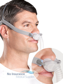 AirFit P10 Nasal Pillow CPAP Mask with Headgear