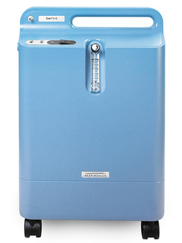 EverFlo Q Oxygen Concentrator with  OPI (Oxygen Percentage Indicator) 1020014