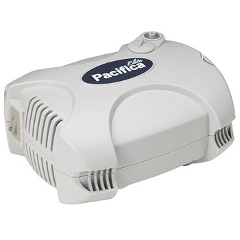 Drive Medical Pacifica Elite Nebulizer with Reusable and Disposable Neb Kit