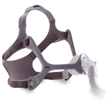 Wisp Minimal Contact Nasal Mask with Headgear (Fabric Frame)