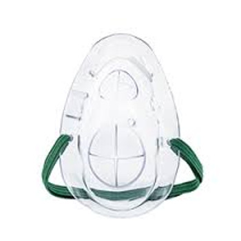 Oxygen Mask Medium Concentration and Supply Tube