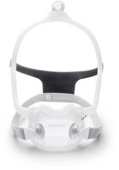 DreamWear Full face mask with Headgear FitPack (all sizes included)