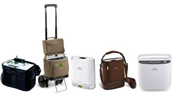 Battery Rental for Any Oxygen Concentrator