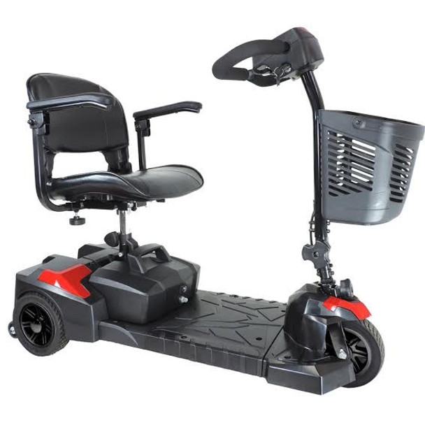 RENT the Scout 3 Wheel Travel Power Scooter
