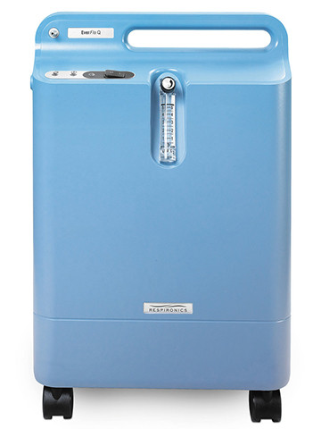 Everflo Q Oxygen Concentrator 1020014 Reconditioned