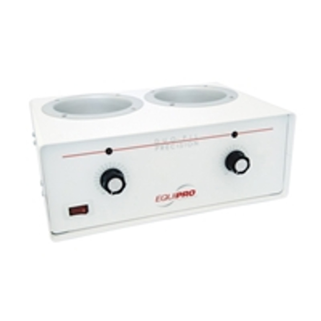 Equipro Double Wax Warmer PRECISION