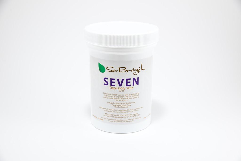 Se-Brazil Seven 20oz Microwaveable Jar