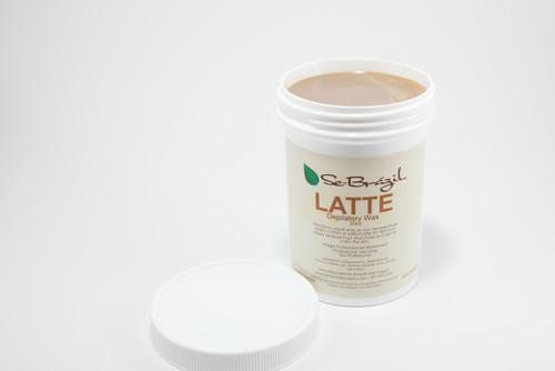 Se-Brazil Latte 20oz Microwaveable Jar