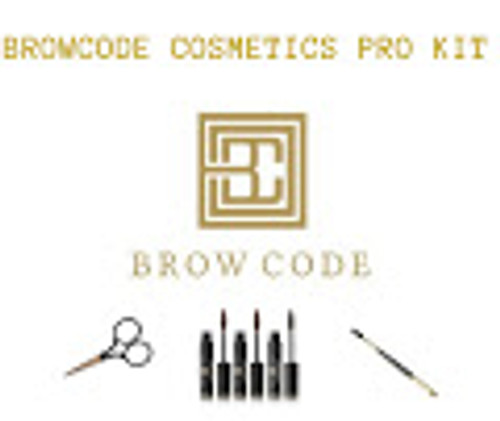 Browcode Cosmetics Pro Kit