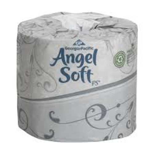 Angel Soft is the brand of premium two-ply bathroom tissue that delivers the appearance and softness of at-home tissue for today's discerning business customers and employees. Whether you manage a hospitality property, restaurant or an upscale office building, you want to make a positive impression on your guests, patrons or tenants - every time. One of the most simple and fool proof ways to impress people at minimal cost is to offer your customers quality, familiar brands to use in your facilities.