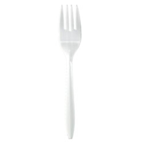 Designed to work well with heavier foods and needs. Disposable cutlery is an economical alternative to standard flatware. Can be used for in-house or take out applications.