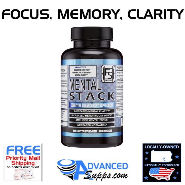 MENTAL STACK: Cognitive Enhancement
