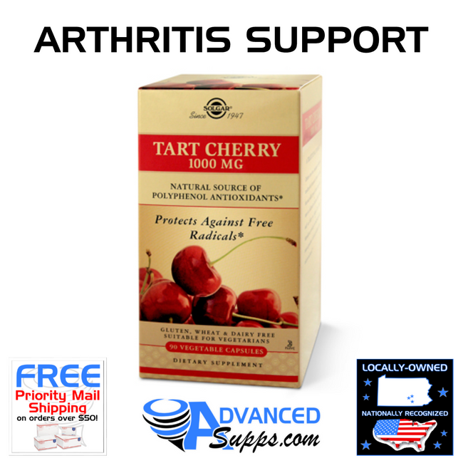 TART CHERRY: Powerful Antioxidant