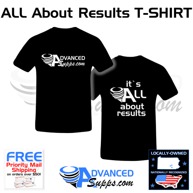 T-Shirt: It's ALL About Results