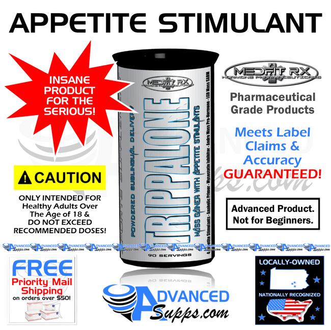 TRIPPALONE: Appetite Stimulant