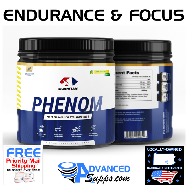 PHENOM: Next Generation Pre-Workout
