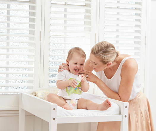 TAKING CARE OF YOUR BABY'S SKIN