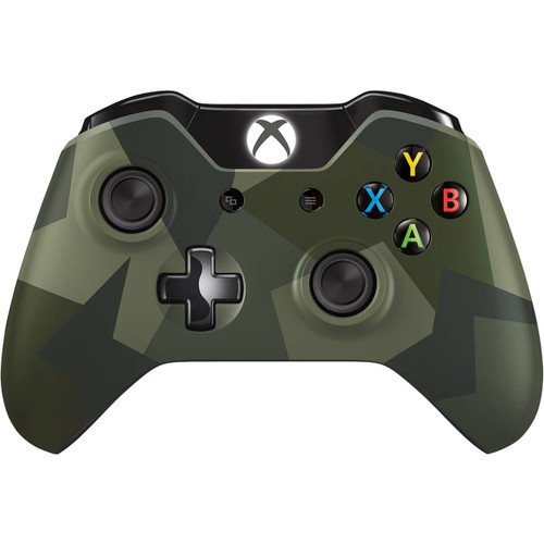 Microsoft Xbox One Special Edition Armed Forces Wireless Controller GK4-00042