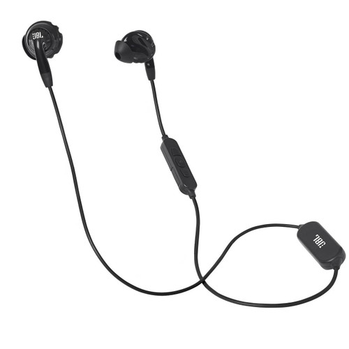 JBL Yurbuds Inspire 500 In-Ear Wireless Sport Headphones Black JBLINSP500BLK