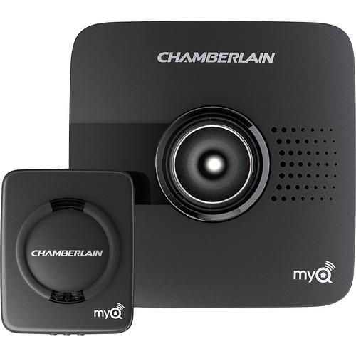 Chamberlain MYQ-G0201 MyQ-Garage Controls Your Garage Door Opener with Your Smartphone  sc 1 st  HiLine Electronics & Chamberlain MYQ-G0201 MyQ-Garage Controls Your Garage Door Opener ...