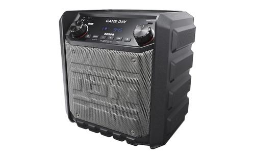 ION Audio Gameday Rugged Bluetooth Speaker with Microphone Radio USB