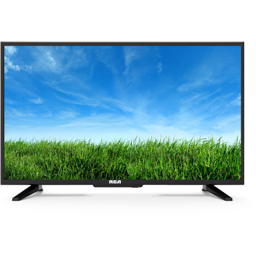 """RCA 32"""" Inch Class FHD (1080P) LED TV (RLDEDV3289) with Built-in DVD"""
