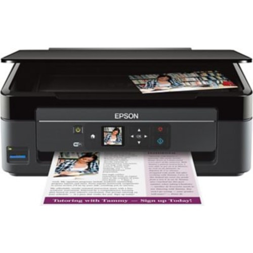 Epson Expression XP-340 Color Inkjet Multifunction Wireless Printer Copier Scanner Small in One