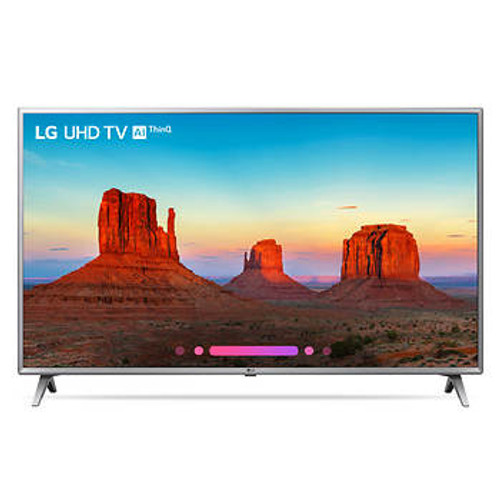 "LG 43"" Inch 4K UHD Smart LED HD TV with HDR 43UK6500AUA"