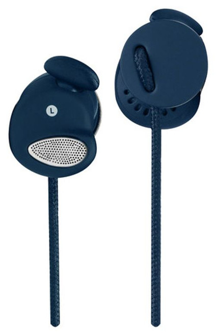 Urbanears Medis Earbud Headphones Indigo with Mic Cotnrol 3.5mm